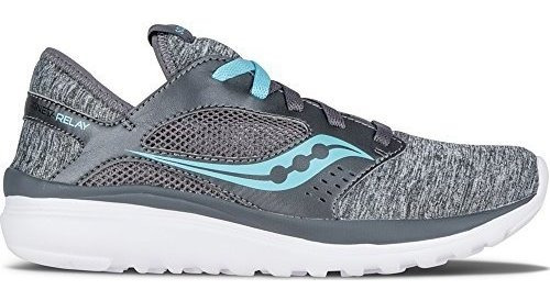 Imagen 1 de 1 de Zapatos De Correr Para Dama Para Relevo En Kineta Marca Sauc