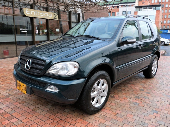 Mercedes Benz Ml350, 4x4, At