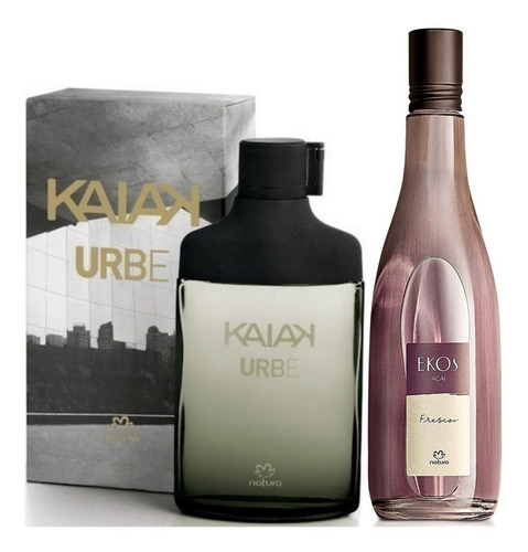 Kaiak Urbe + Ekos Frescor Acai Natura - mL a $508