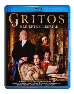 Gritos De Muerte Y Libertad Serie Completa Blu-ray