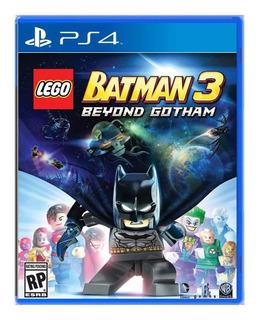 Lego Batman 3 Ps4 - Hobbiegames.cl