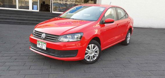 Volkswagen Vento 2020 4p Starline L4/1.6 Aut