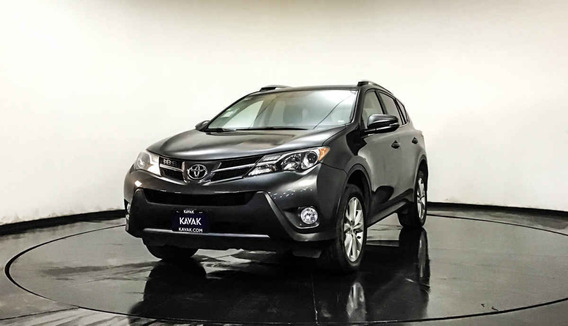 Toyota Rav4 Limited Platinum / Combustible Gasolina 2013 Co
