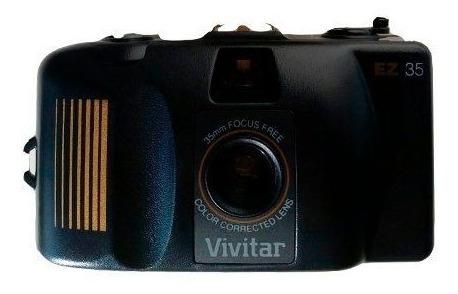 Máquina Fotográfica Antiga Câmera Manual Vintage + Brinde