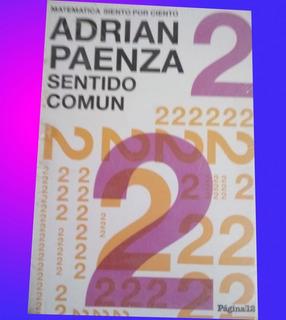 Adrian Paenza Sentido Comun N 2
