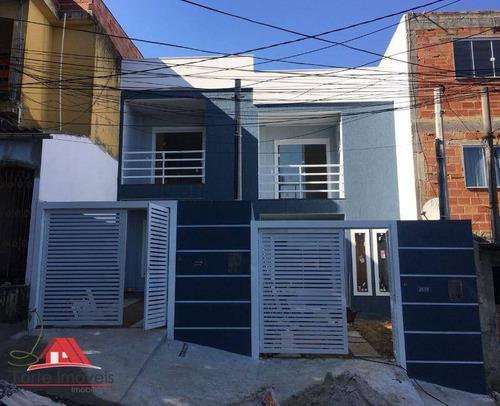 Duplex C/2 Suítes No Bairro Manuela - Ca0101