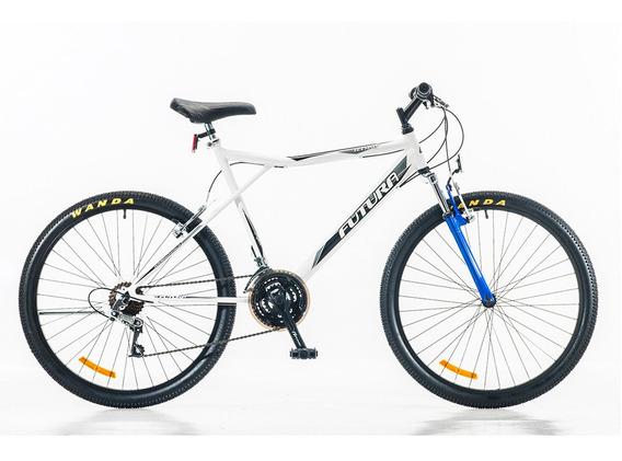Bicicleta Futura Techno Mtb Rodado 26 Hombre Con Suspension