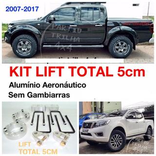 Kit Lift 5cm 2 Polegadas Nissan Frontier 2007/2017