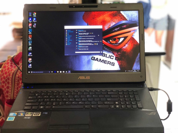 Notebook Asus Gamer G73jw Top Config