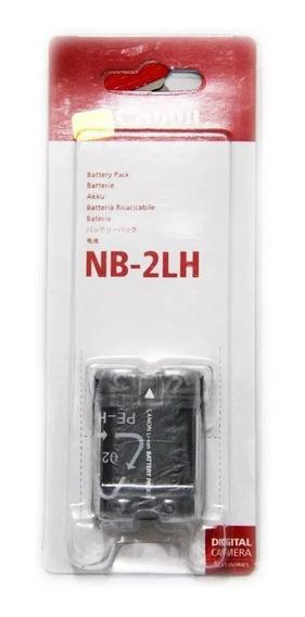 Bateria Nb-2lh Canon Powershot Xt Xti S80 G9 400d Fvm100 P12