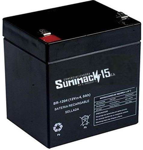 Baterias Selladas 12v 4ah Nuevas Garantia