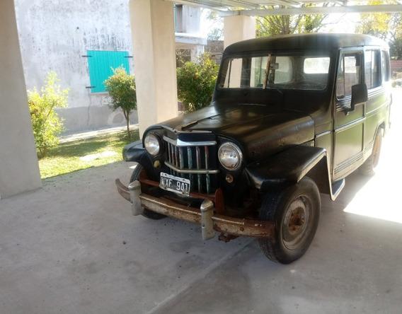 Estanciera Ika. Motor Original.buen Funcionamiento.