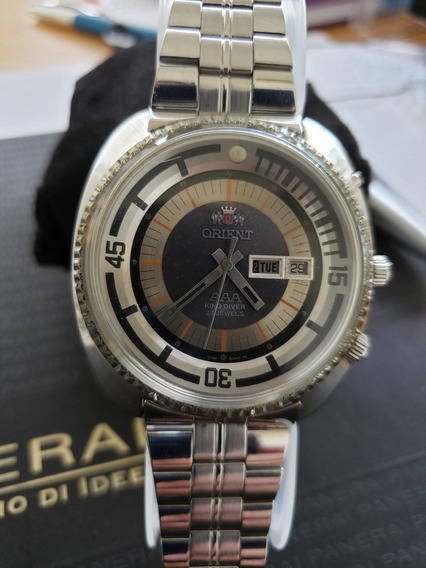 Relogio Orient King Diver Kd Aaa