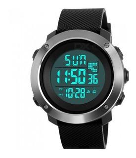 Reloj Hombre Skmei Modelo 1268 Deportivo Digital Led