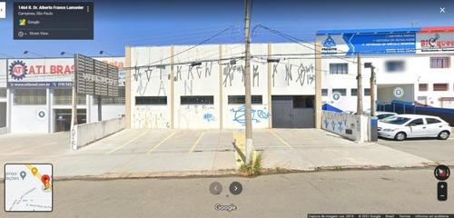 Barracão Para Alugar, 1000 M² Por R$ 19.500,00/mês - Parque Via Norte - Campinas/sp - Ba0451