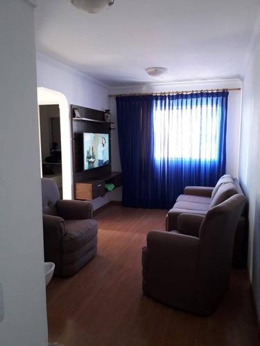 Imagem 1 de 10 de Apartamento No Queen Plaza, Veleiros, São Paulo, Sp - 920