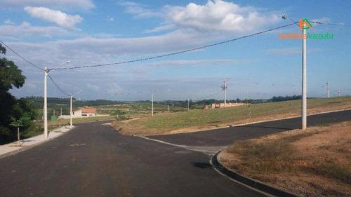 Imagem 1 de 18 de Terreno À Venda, 176 M² Por R$ 70.000,00 - Itarassu - Capela Do Alto/sp - Te0102