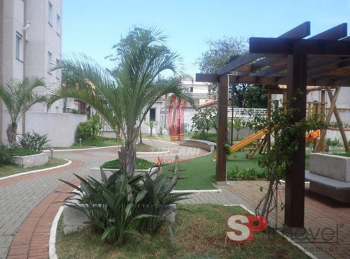 Apartamento Em Condomínio Padrão Para Venda No Bairro Vila Antonieta - 5826