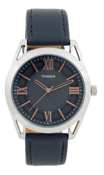 Reloj Thinner 16578 Azul