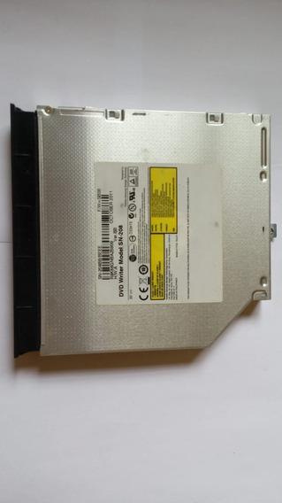 Drive Gravador Cd Dvd Sata Notebook Positivo Sim+ 6000