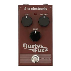 Pedal Para Guitarra Tc Electronic Rusty Fuzz