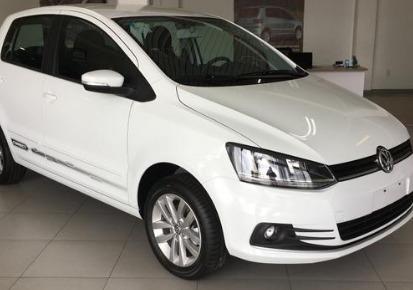 Volkswagen Fox 1.6 Conect 2020 0km