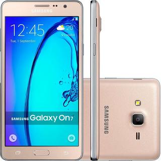 Celular Samsung Galaxy On 7 8gb Usado Seminovo Muito Bom
