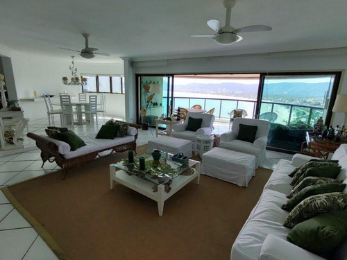 Apartamento, 224 M² - Venda Por R$ 2.350.000,00 Ou Aluguel Por R$ 25.000,00/mês - Enseada - Guarujá/sp - Ap1029