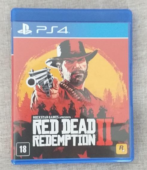 Red Dead Redemption 2 - Usado - Ótimo Estado
