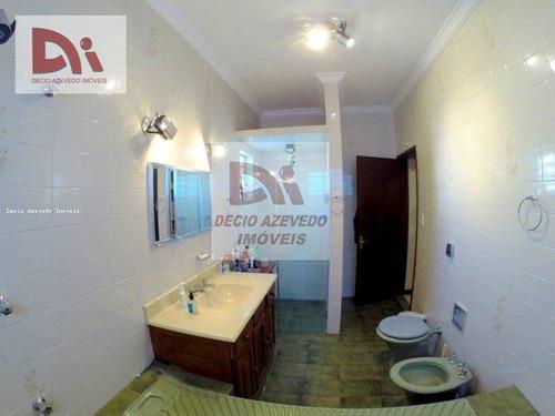Casa Com 4 Dormitórios À Venda Por R$ 1.200.000,00 - Jardim Das Nações - Taubaté/sp - Ca0069