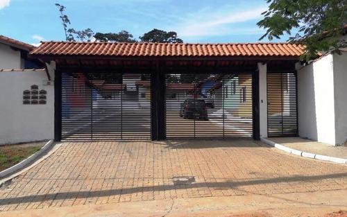 Imagem 1 de 14 de Casa Em Condomínio Fechado Em Vargem Grande Paulista Cod:674