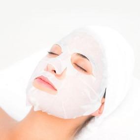 Mascara Descartável Facial Pacote Com 100 Unidades Estek