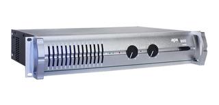 Amplificador De Potencia Apx 300 American Pro Tecshow De 150w. + 150w. En 4 Ohms Excelente Calidad