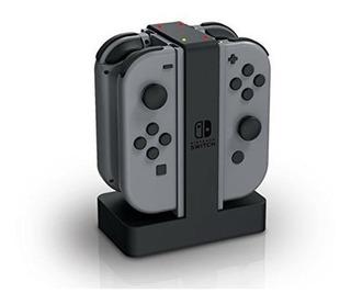 Cargador Para Nintendo Switch Joy Carga Y Juega Ala Vez