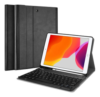 Procase Funda Con Teclado Para iPad 10,2 7ma Generacion
