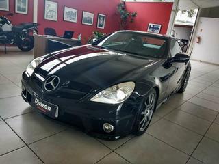 Mercedes-benz Slk 200 200 Kompressor 1.8 184cv Gasolina