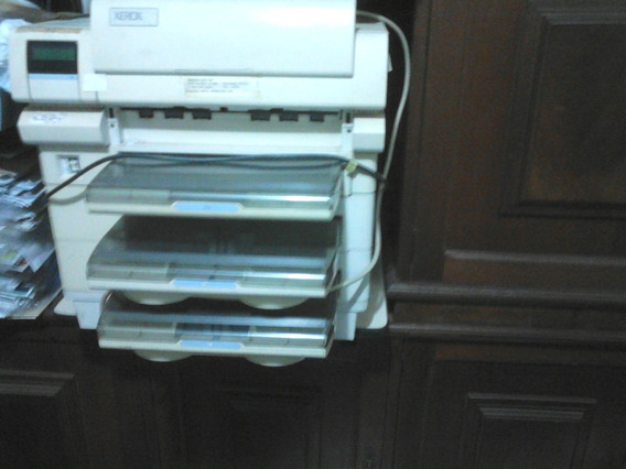 Impressora Laser Xerox Mod. 4520 Pb - A4 A A3