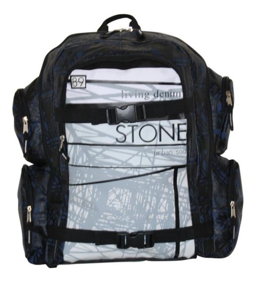 Mochila Stone Ultima Super Precio Excelente Calidad Sale
