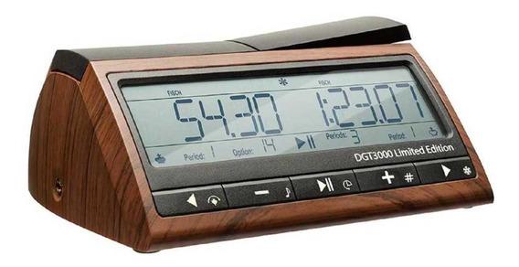 Relógio De Xadrez Dgt 3000 Limited Edition