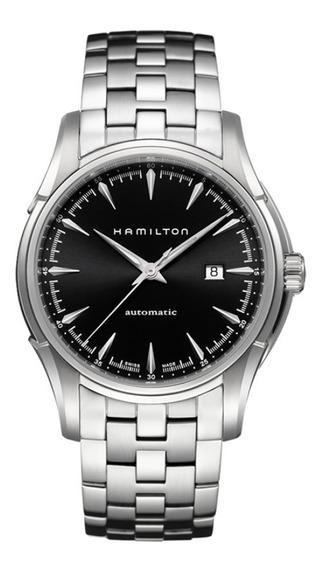 Relogio Hamilton H32715131 Jazzmaster View Auto Nf Semi Novo