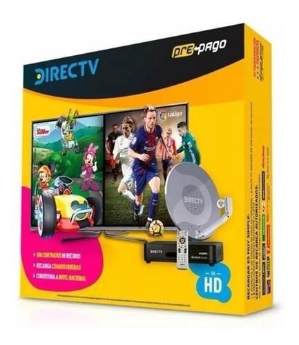 Decodificador Directv Prepago Antena Netco 3