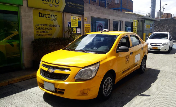 Taxi Chevrolet Elite Cobalt Con Cupo Negociable