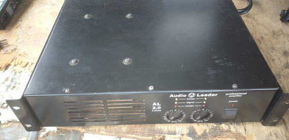 Potencia Audio Leader 2.0 Modelo Antigo.original