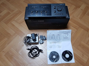 Interface M-audio Fast Track C600