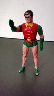 Boneco Figura De Ação Robin Super Powers Estrela