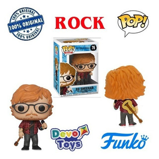Ed Sheeran 76- Funko Pop- Devotoys