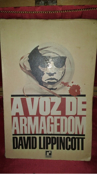 Livro A Voz De Armagedom