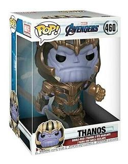 Funko Pop Thanos #460 Grande 25cm Avengers Jugueterialeon