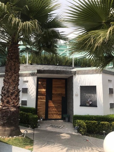 Hermosa Residencia En Venta, Interlomas, Hacienda De Las Palmas