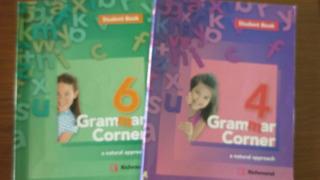 Grammar Corner 1 - 2 - 3 - 4 - 5 - 6. Libros Inglés